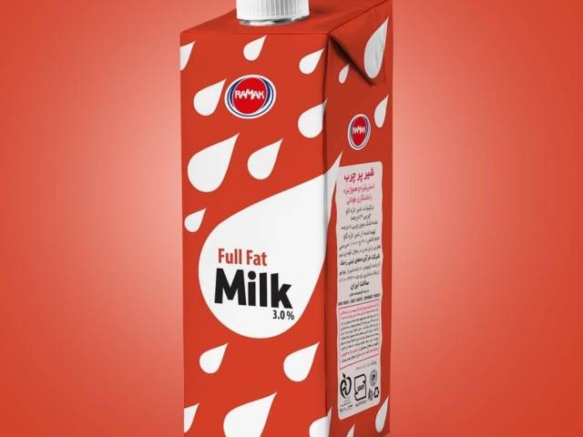 RAMAK milk