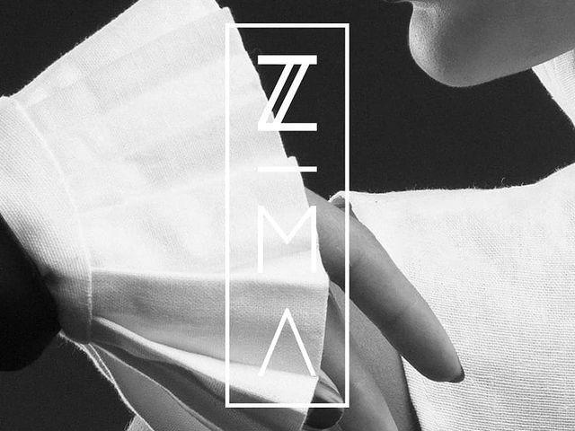 Zima logo design